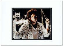 Tim Burton Autograph Signed Photo